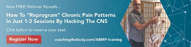Coaching the Body Free Webinar How to reprogram chronic pain