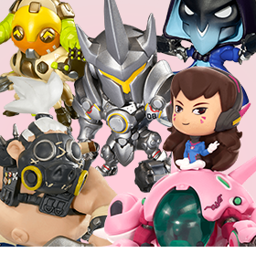 Overwatch Cute But Deadly