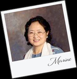 photo of Marine Wong