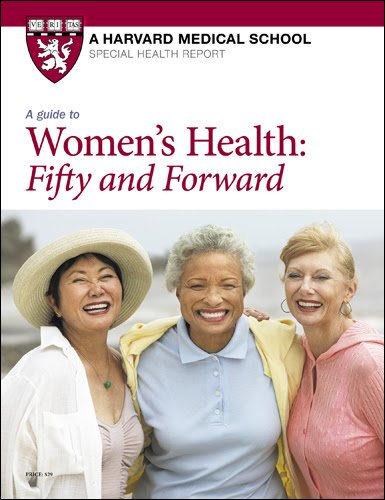 Product Page - A Guide to Women's Health: Fifty and forward