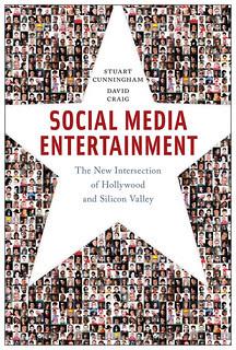 Social Media Entertainment - book cover