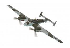 AA38509   Corgi 1:72   Messerschmitt Bf110D VJ+OQ, Rudolf Hess, Eaglesham, Scotland, 10th May 1941