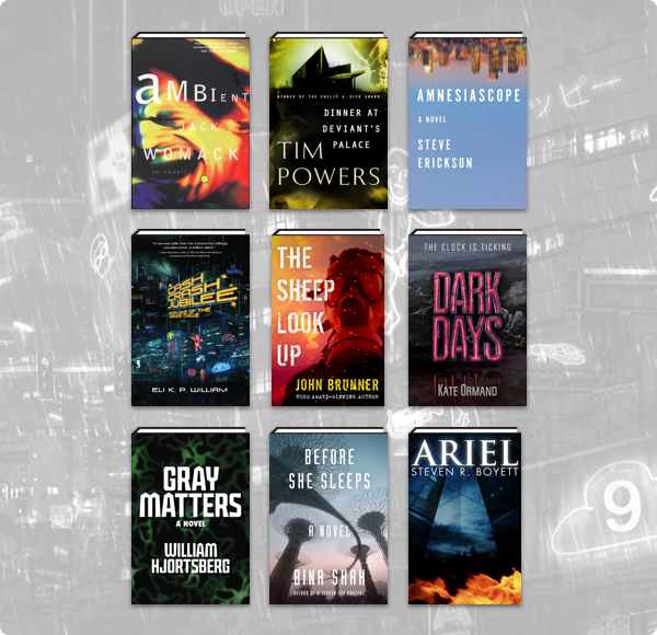 Humble Book Bundle: Dystopian Worlds by Open Road Media