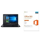 Save on Acer PC and Microsoft Office 365 Bundle