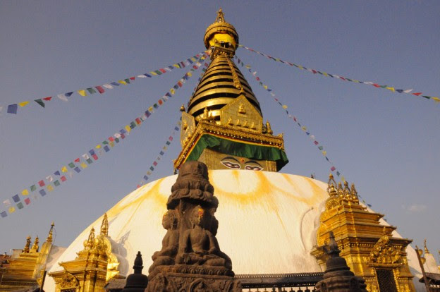 Temple de Swayambunath