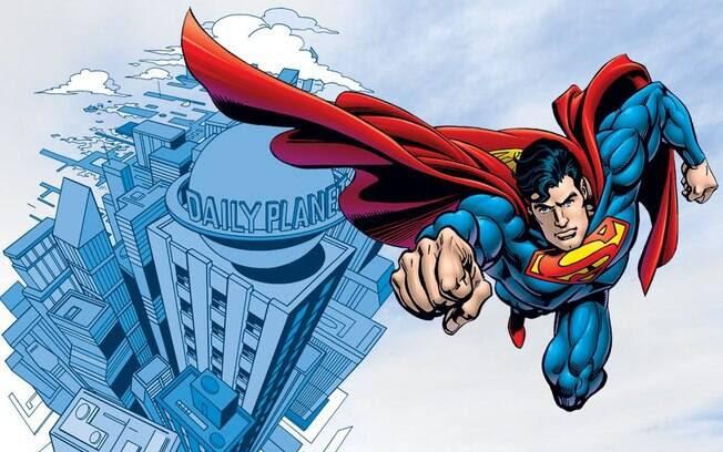 Resultado de imagem para Planeta diário do Super Homem
