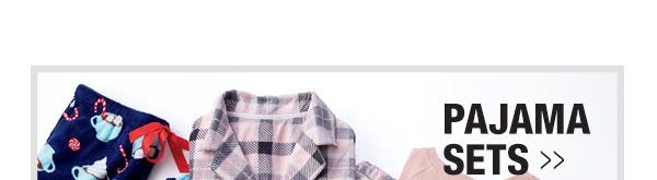 Pajama Sets starting at $12.99