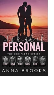 The It's Kind of Personal Series by Anna Brooks