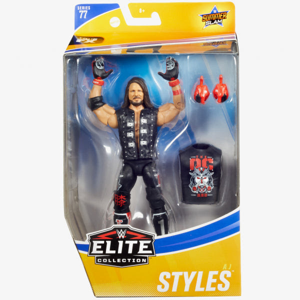 Image of WWE Elite Collection Series 77 - AJ Styles