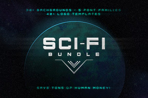 Sci Fi Bundle • Save 70%