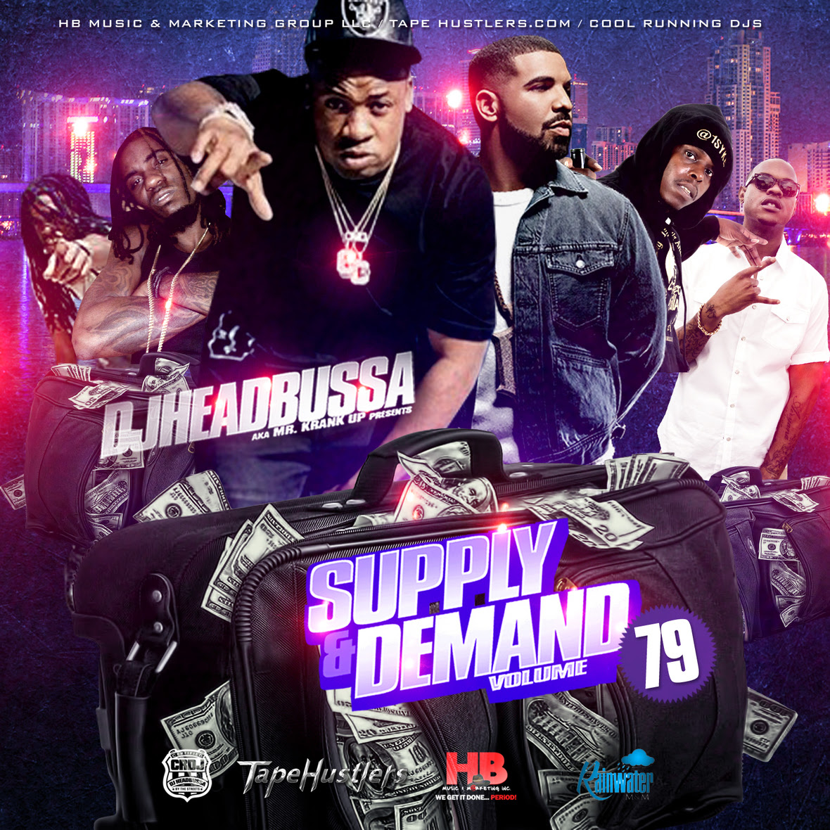 djheadbussasupplyanddemand79cover