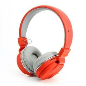 Foldable Bluetooth Headphone SH12 With Mic