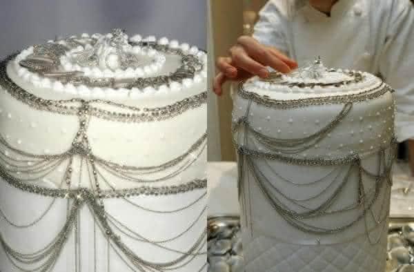 bolo platina entre as sobremesas mais caras do mundo
