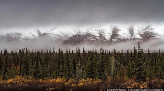 7 причин побывать на Аляске