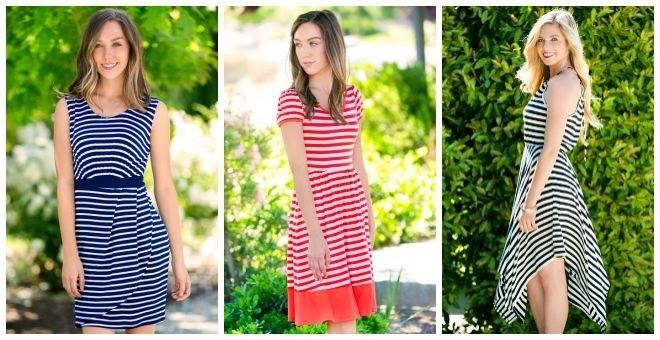 *HOT* Striped Dress Blowout! 1...