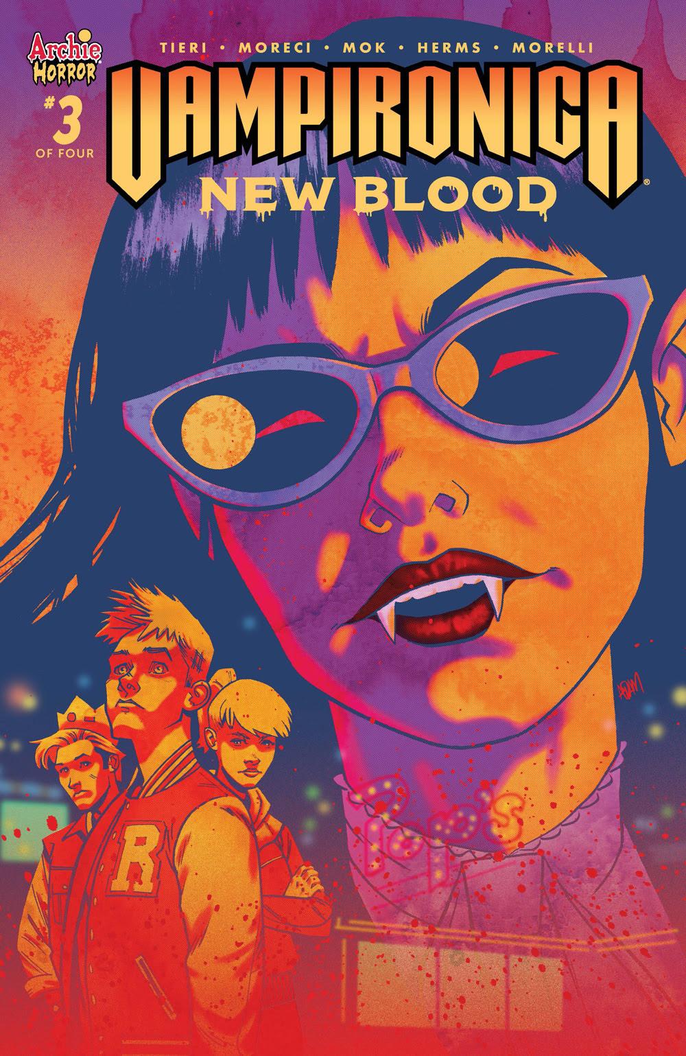 VAMPIRONICA: NEW BLOOD #3: CVR B Gorham