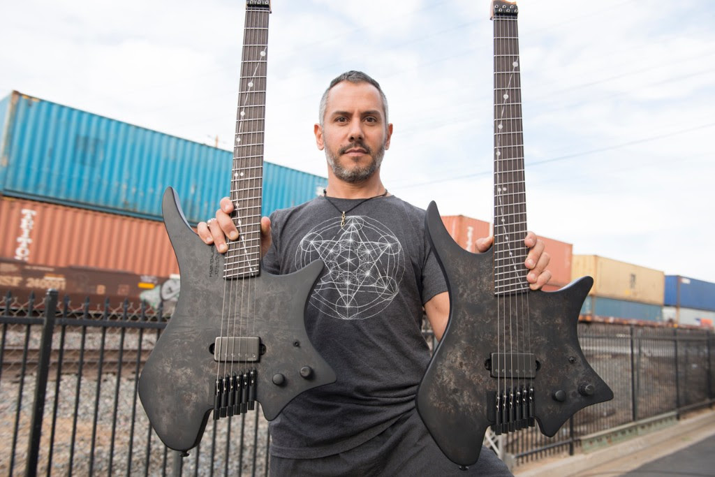 Paul Masvidal by Darrin Noble