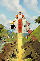 Adam Strange Future Quest Annual 1