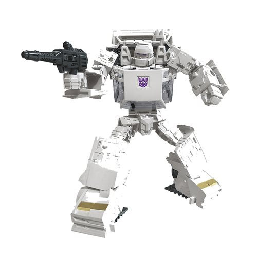 Image of Transformers Generations War for Cybertron Earthrise Deluxe Wave 3 - Runamuck - JULY 2020