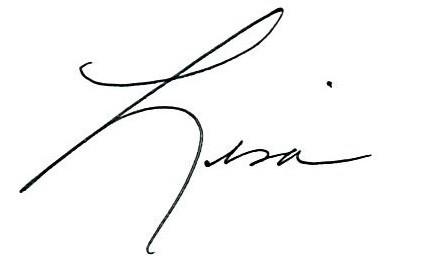 Lisa Seales signature