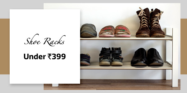 Shoe Rack under Rs.399