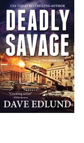 Deadly Savage by Dave Edlund