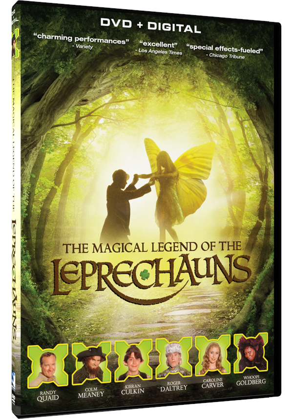 The Magical Legend of the Leprechauns – DVD + Digital