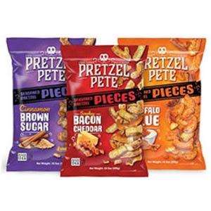 Try Products - Free Pretzel Pete Seasoned Broken Pieces [440340]