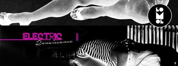 Electric Renaissance II  Exhibition by Stefano Castronovo & Donato Del Giudice banner