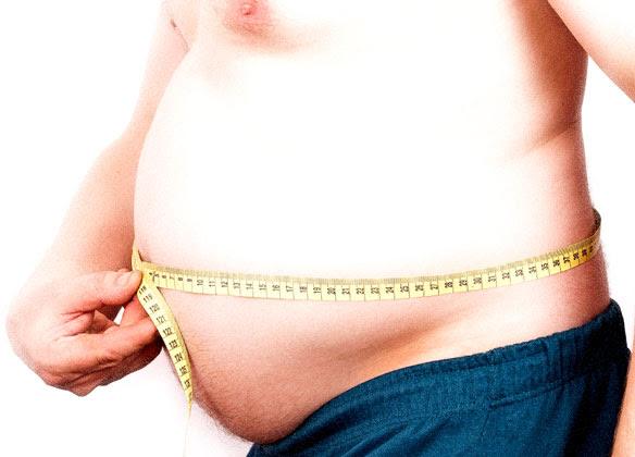Os perigos da gordura na barriga