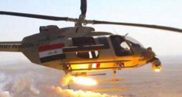 IRAK: Fuerza aérea iraquí elimina a decenas de terroristas en Anbar y Salahuddin