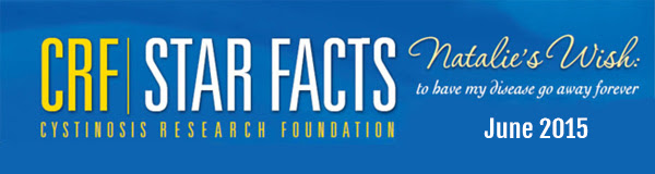 Cystinosis Research Foundation Starfacts June 2015