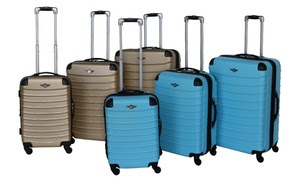 RivoLite Mia Hardside Spinner Luggage Set (3-Piece)