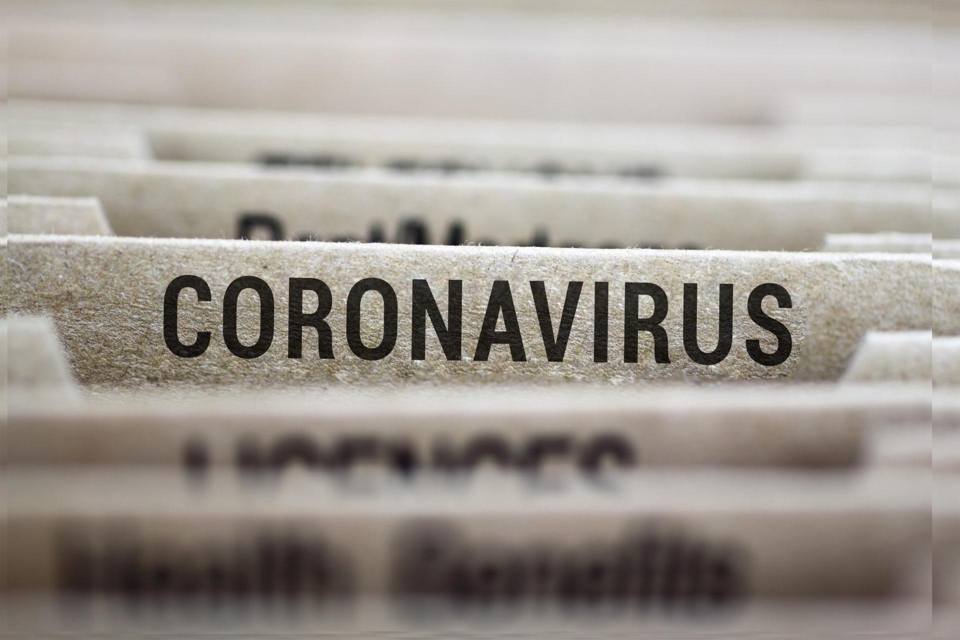 Coronavirus Safeguarding