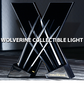 WOLVERINE COLLECTIBLE LIGHT
