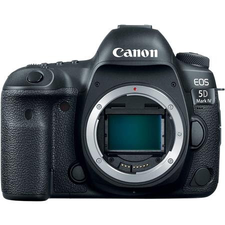 EOS 5D Mark IV DSLR Body with Canon Log