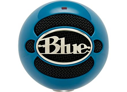 50% Off Blue Microphones Snowball USB Microphone (Available in Many Colors)