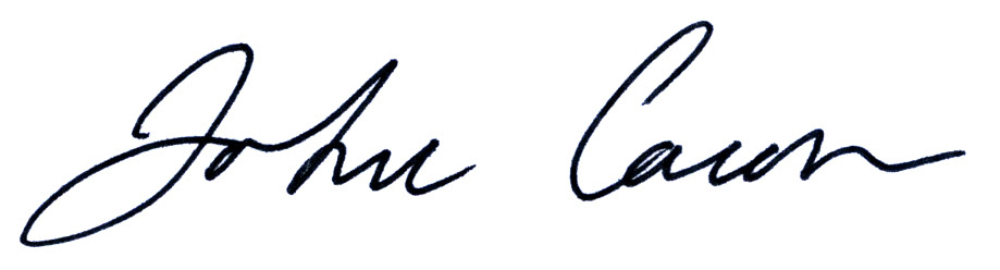 [Image: John_Caron_Signature.jpg]