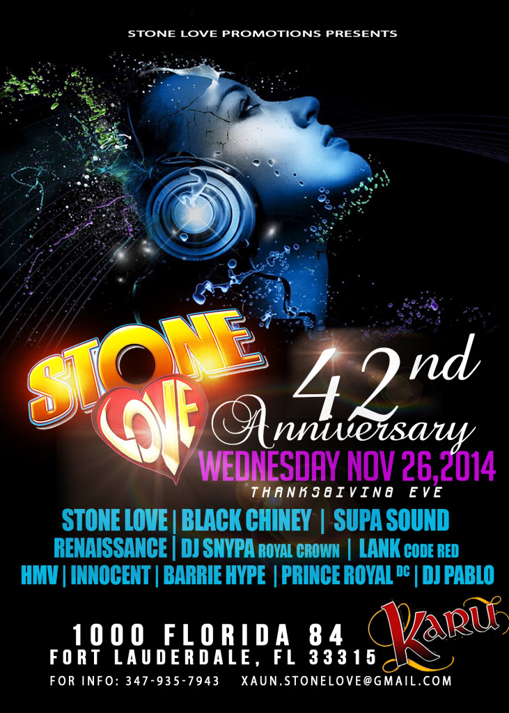 Stone Love, celebra su 42 Aniversario con Mixtape de Roots & Culture
