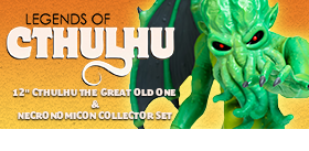 NEW CTHULHU ITEMS
