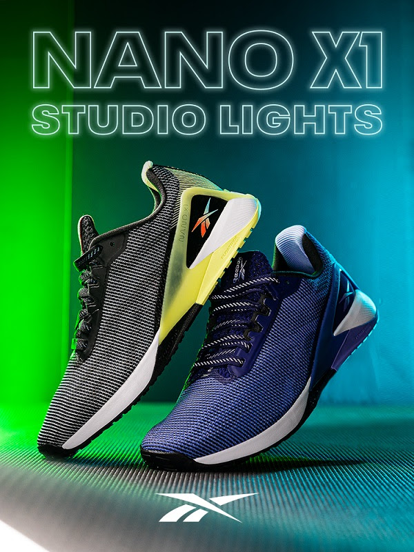 Summer Is Here, Need New Shoes?NANO X1 STUDIO LIGHTS: The women's Nano X1 that brings studio energy anywhere you are.