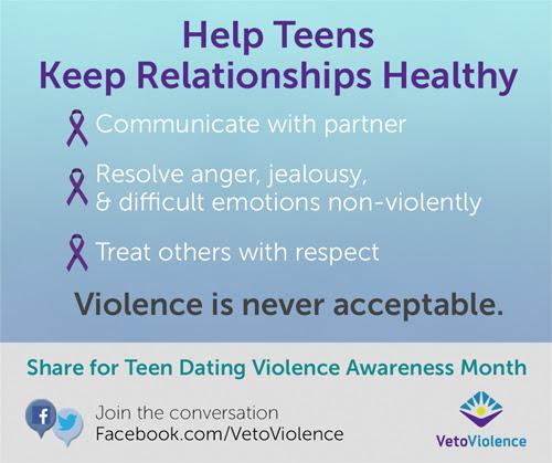 Help Teens Keep Relationships Heathy