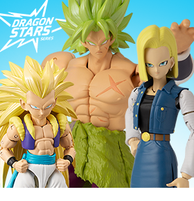 NEW DRAGON BALL DRAGON STARS