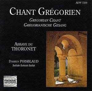 Chant Grégorien (CD, Album) album cover