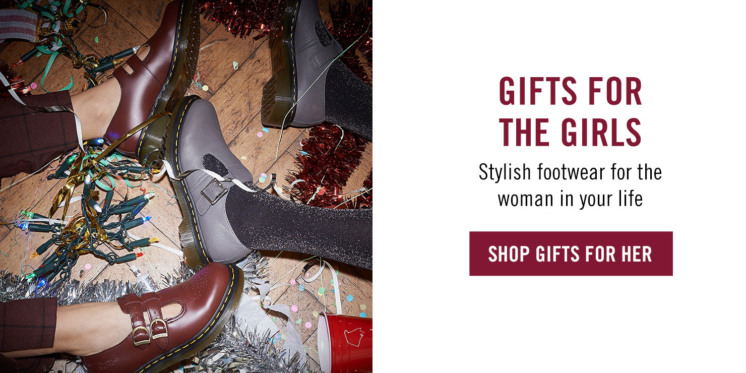 Gifts For the Girls - Stylish footwear for the woman in your life - Shop Gifts For Her