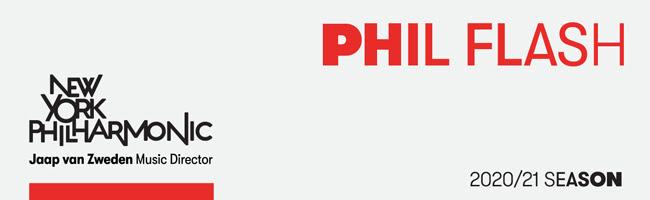 New York Philharmonic News