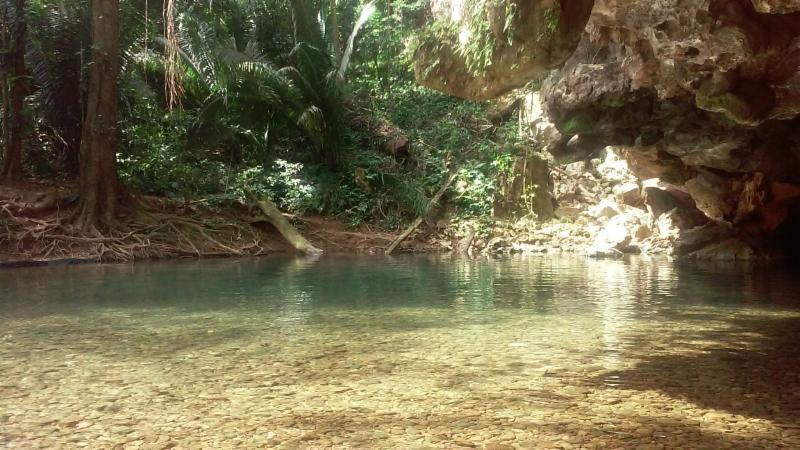 cave tubing Belize