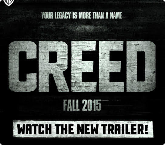 YOUR LEGACY IS MORE THAN A NAME - CREED - FALL 2015 - WATCH THE NEW TRAILER!