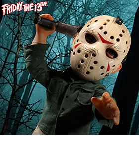 "FRIDAY THE 13TH JASON 15"" MEGA FIGURE"