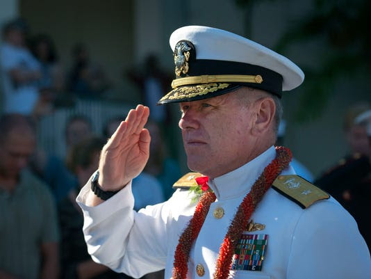 73rd anniversary Pearl Harbor Day commemoration ceremony
